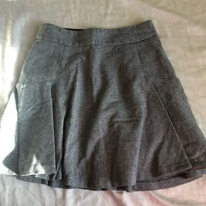 Skirt size 00P from Banana Republic